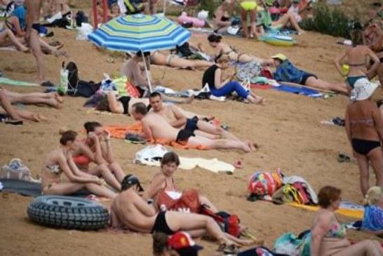 В Москве стартует купальный сезон