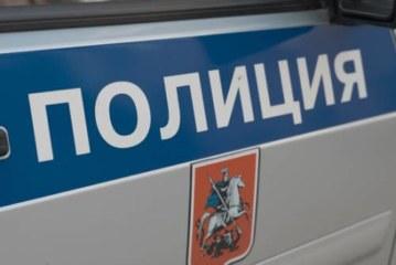 МВД опубликовало видео вызволения из багажника похищенного в Москве мужчины