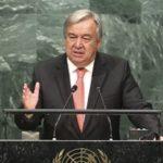 Генсек ООН призвал усилить борьбу с терроризмом после теракта в Кабула