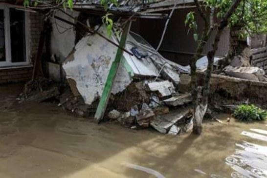 На Ставрополье заявили о стабилизации уровня воды в реках