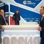 Шувалов провел встречу с руководством Google в рамках ПМЭФ