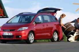 В Mazda 5 требуется обновить ПО