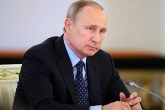 Путин начинает серию встреч с представителями парламента