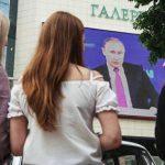 Путин верит, что в России появится радующая болельщиков сборная по футболу