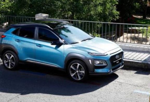 В Корее дебютировал Hyundai Kona