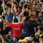 На матч Кубка конфедераций Австралия – Германия пришли 28 тысяч зрителей