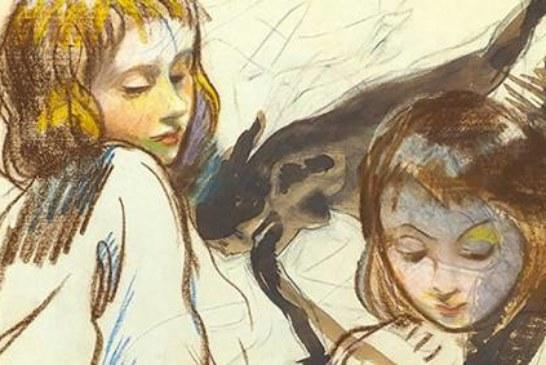 Набросок Зинаиды Серебряковой выставлен на аукцион за 1,8 миллиона рублей