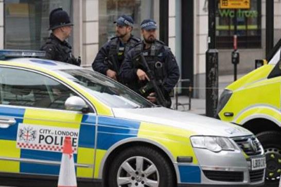 Полиция освободила трех подозреваемых в деле о терактах в Лондоне