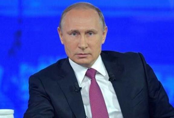 Путин призвал оппозицию не использовать трудности в России для своего пиара