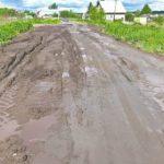 Из того что было: в Рязани отремонтировали дорогу навозом