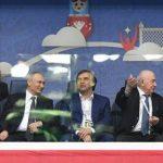 Путин: Россия готова провести Кубок конфедераций на самом высоком уровне