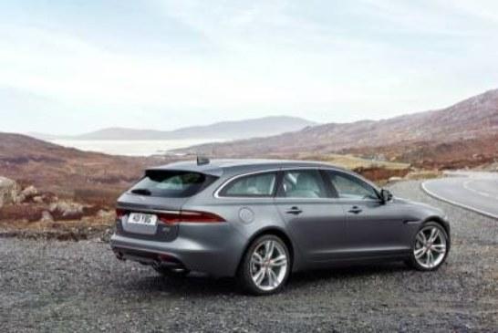 Jaguar XF: снова универсал