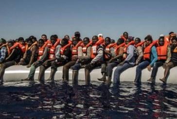 Около 60 мигрантов пропали без вести при кораблекрушении в Средиземном море