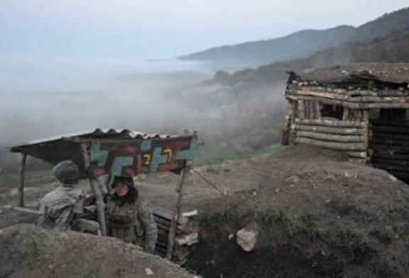 Азербайджана заявил о 126 нарушениях перемирия в Карабахе за сутки