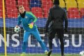 Вратарь сборной Германии по футболу Лено заявил, что помнит русские слова