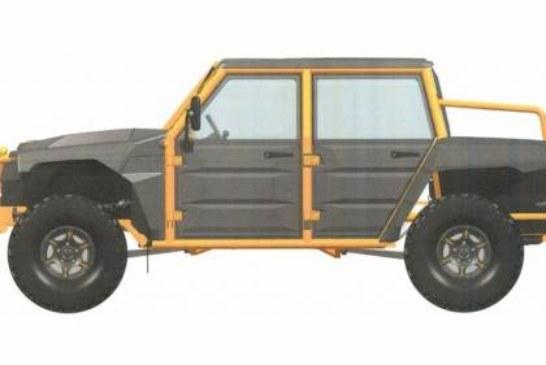 ГАЗ — в грязь! Новый внедорожник строят на базе «Соболя»