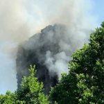 При пожаре в жилом доме в Лондоне погибли шесть человек