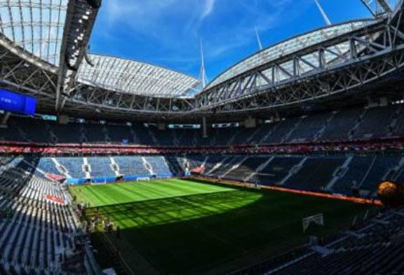 Поле стадиона «Санкт-Петербург» — одно из лучших в России, считает Прядкин