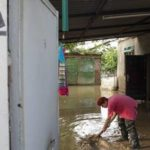 Ситуация в подтопленных паводком районах Ставрополья нормализовалась