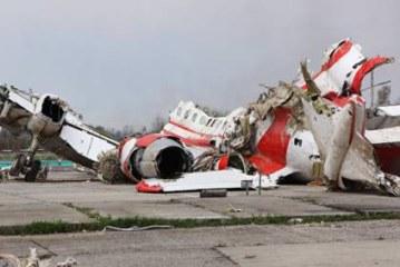 МАК: следов воздействия взрывчатки на разбившемся польском Ту-154 не было