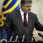 Порошенко подписал закон о квотах в 75% на украинский язык на ТВ