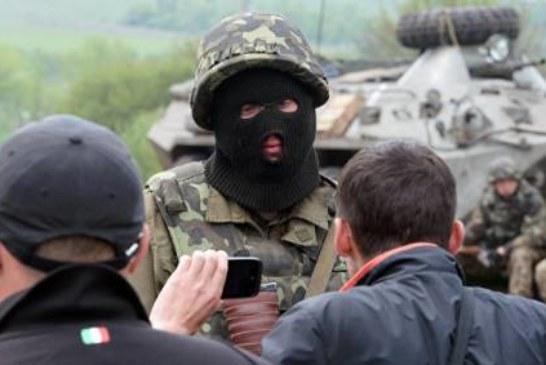 Украинские правозащитники обвинили силовиков в пытках жителей Донбасса