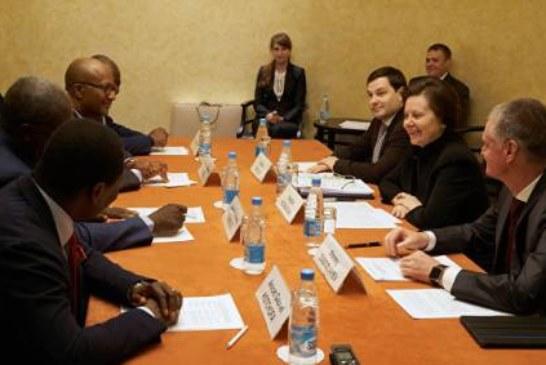 Югра считает перспективным сотрудничество со странами Африки в сфере IT
