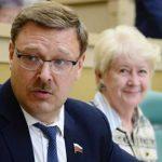 Косачев: успех движения Макрона накладывает на президента ответственность