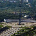 Инсталляция «Живой огонь» появится в парке Победы