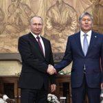 Президенты России и Киргизии начали неформальную встречу