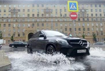 Ливень в московском регионе: один человек погиб, 4 тысячи лишились света