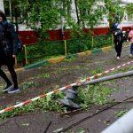 В Подмосковье завели дело после гибели ребенка при урагане