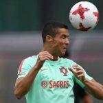 Роналду и сборная Португалии начинают борьбу за Кубок конфедераций