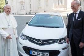 Электромобиль для папы
