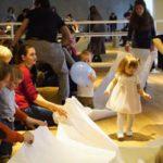 Первый иммерсивный спектакль для самых маленьких представили ко Дню Ребенка