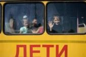 Правительство отложило запрет на перевозку детей в автобусах старше 10 лет