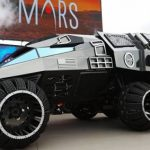 NASA показало первый внедорожник для покорителей Марса