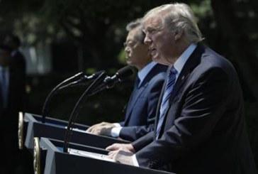 Трамп призвал страны мира присоединиться к санкциям против КНДР