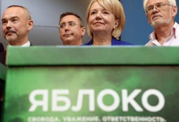Партия «Яблоко» не согласна с претензиями по выдвижению Ройзмана
