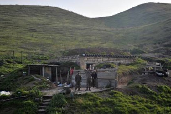 В Баку заявили о 112 нарушениях перемирия в Карабахе за сутки