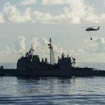Американские военные суда прибыли на учения в Катар