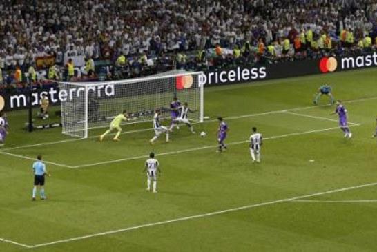 «Реал» разгромил «Ювентус» и второй раз подряд выиграл Лигу чемпионов