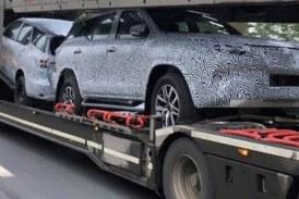 Первые Toyota Fortuner уже прикатили в Россию