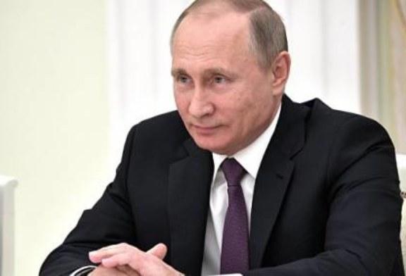 Путин не сомневается, что Россия и Германия продолжат сотрудничать