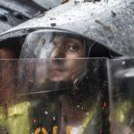 Журналисты в Венесуэле заявили, что на них напала нацгвардия