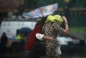 В Москве за шесть часов выпало более двух третей месячной нормы осадков