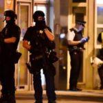 Лондонская полиция сохраняет присутствие на местах ЧП