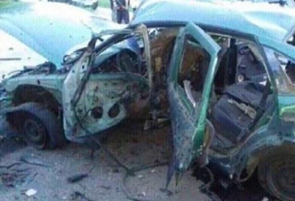 Все днище автомобиля разнесено: сотрудники СБУ подорвались в Донецкой области