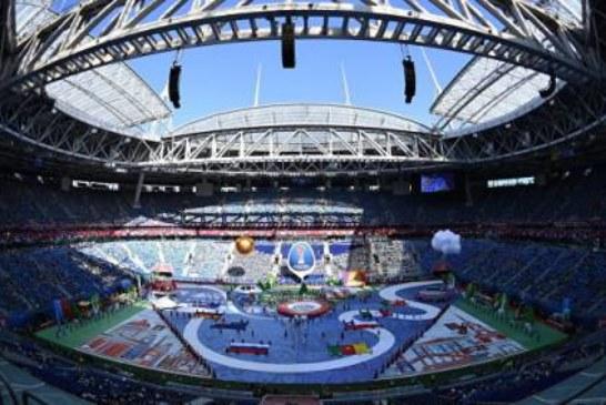 Вице-губернатор Санкт-Петербурга: новый стадион зарекомендовал себя хорошо