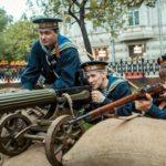Легионеры и наполеоновская армия: открылся фестиваль «Времена и эпохи»